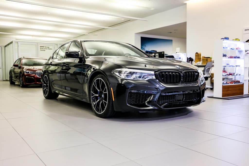 New 2019 BMW M5 Competition Sedan AWD 4dr Car