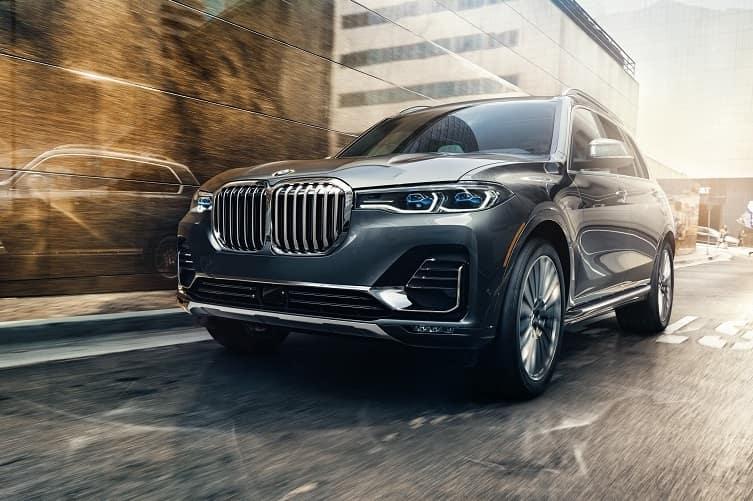2019 BMW X7 Engine Specs