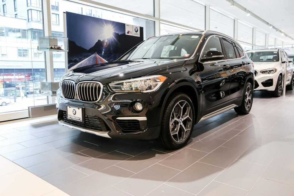 New 2019 BMW X1 xDrive28i AWD Sport Utility