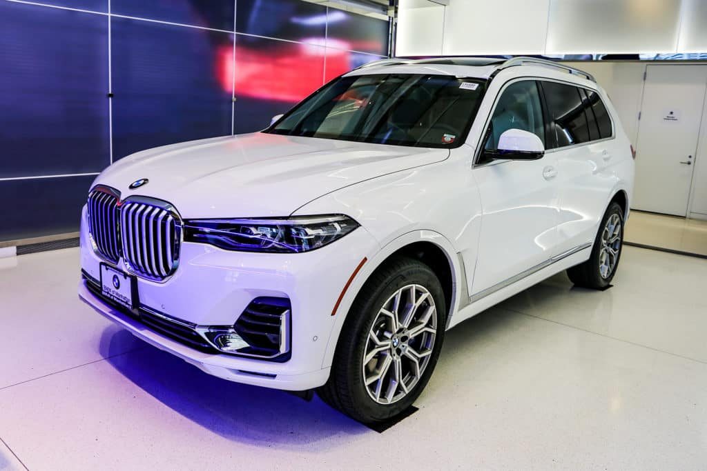 New 2019 BMW X7 xDrive50i AWD Sport Utility
