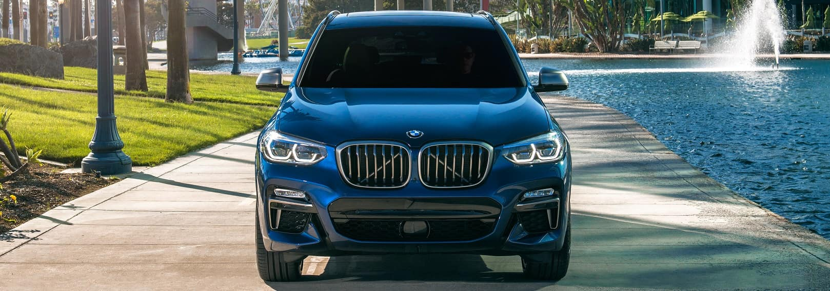 2019 BMW X3 Safety