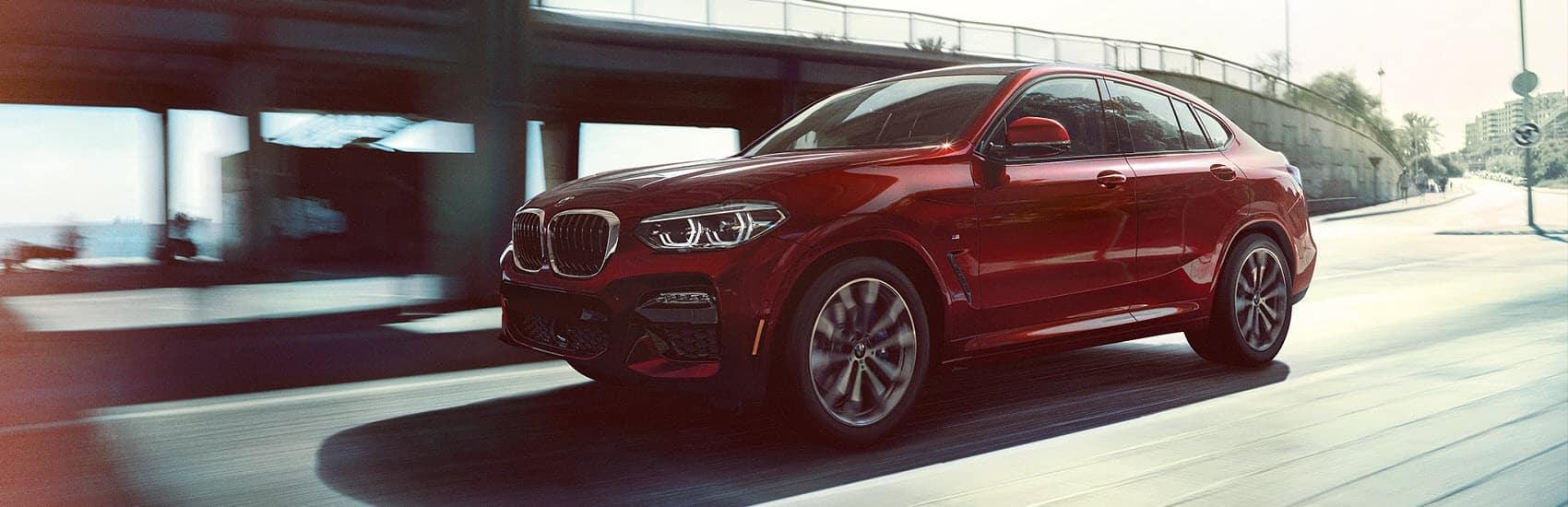 2019 BMW X4 Safety