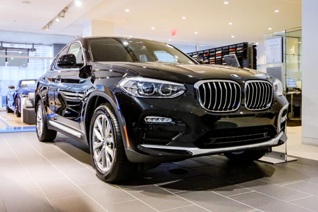 New 2019 BMW X4 xDrive30i AWD Sport Utility