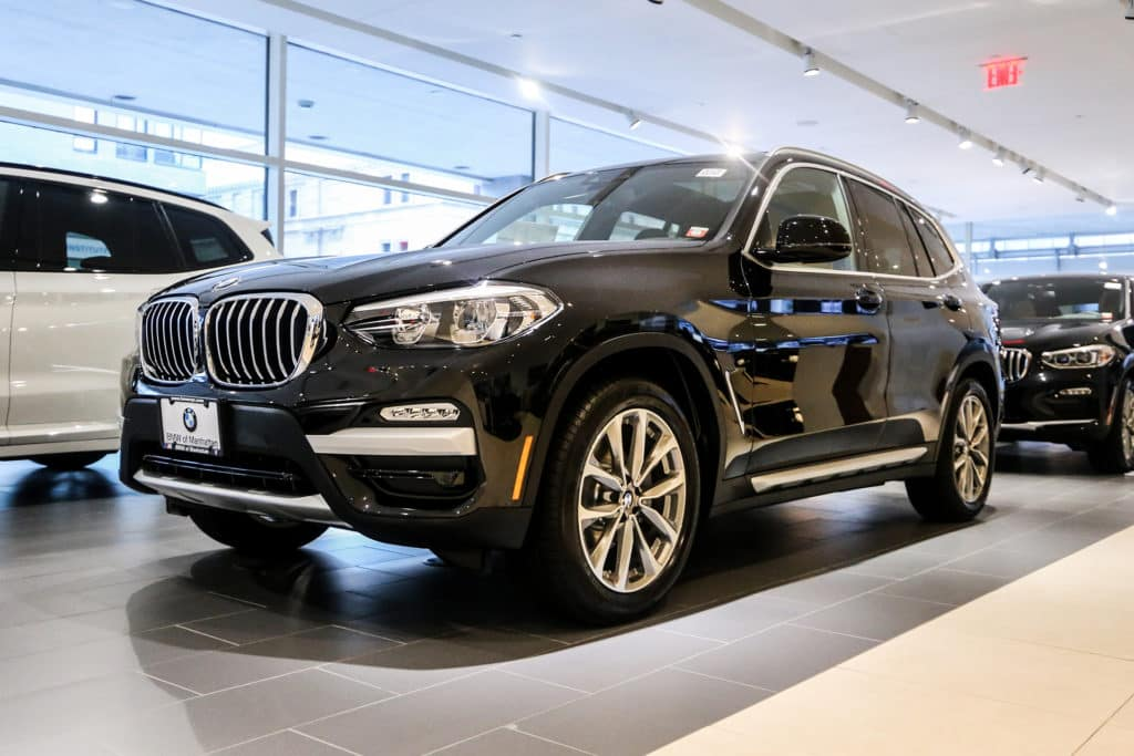New 2019 BMW X3 xDrive30i AWD Sport Utility