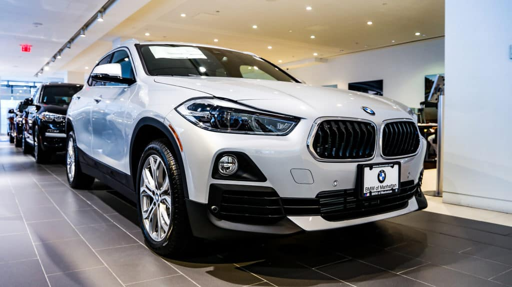 New 2019 BMW X2 xDrive28i AWD Sport Utility