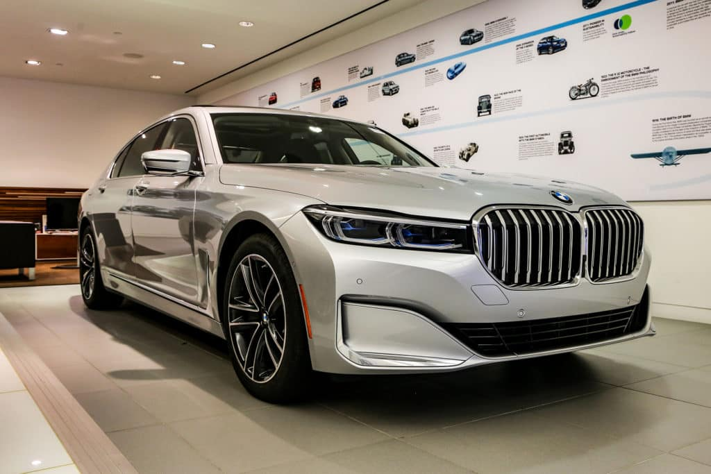 New 2020 BMW 750i xDrive AWD 4dr Car