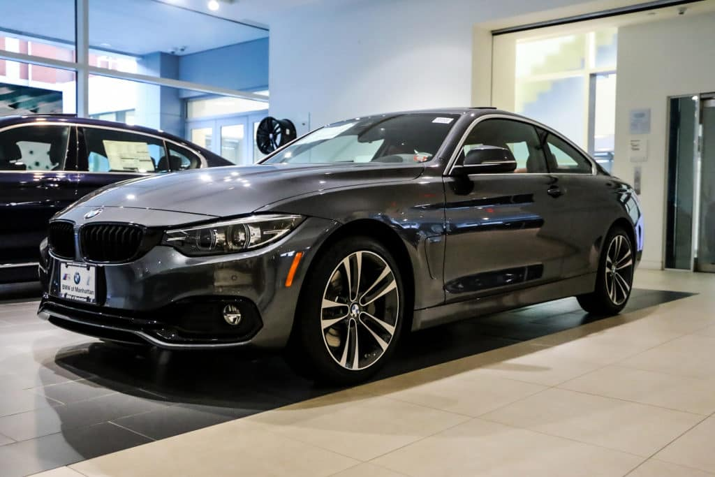 New 2020 BMW 440i xDrive AWD 2dr Car