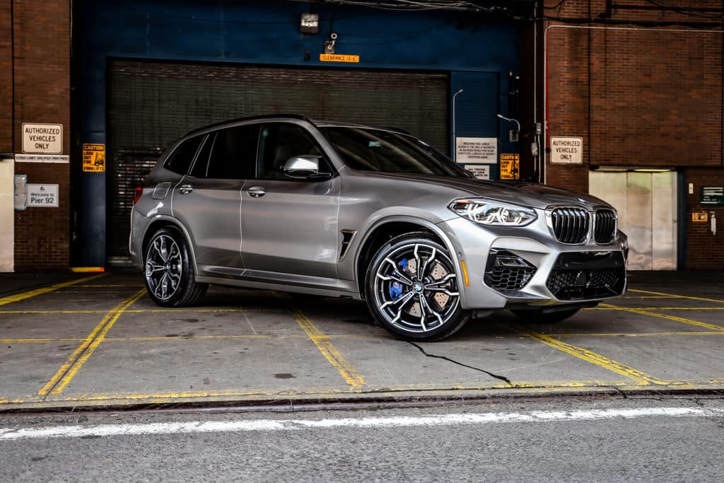 New 2020 BMW X3 M Sports Activity Vehicle AWD Sport Utility