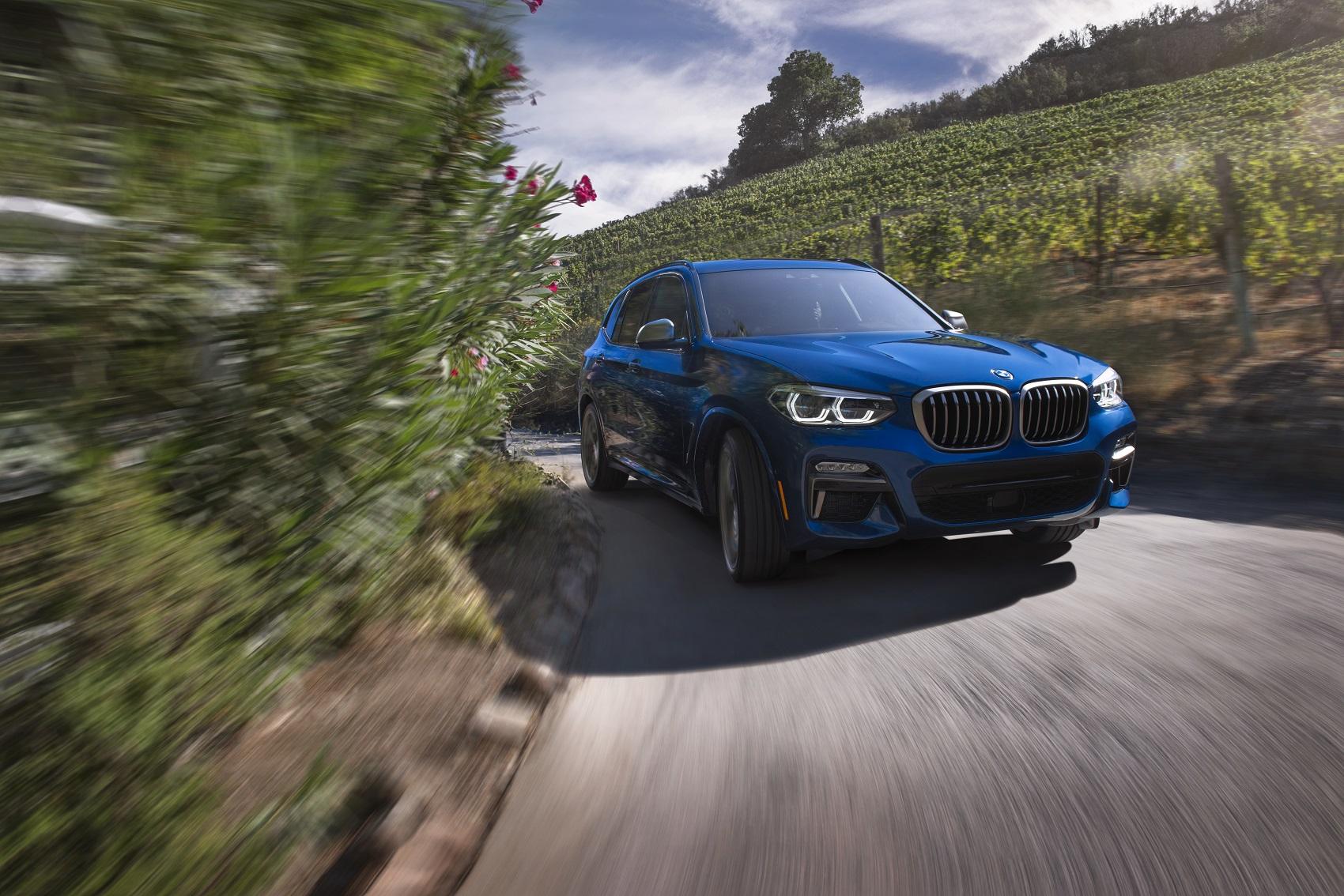 2019 BMW X3 Engine Specs