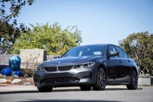 BMW 3 Series Courtesy Car