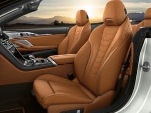 2020 BMW 8 Series Interior Design