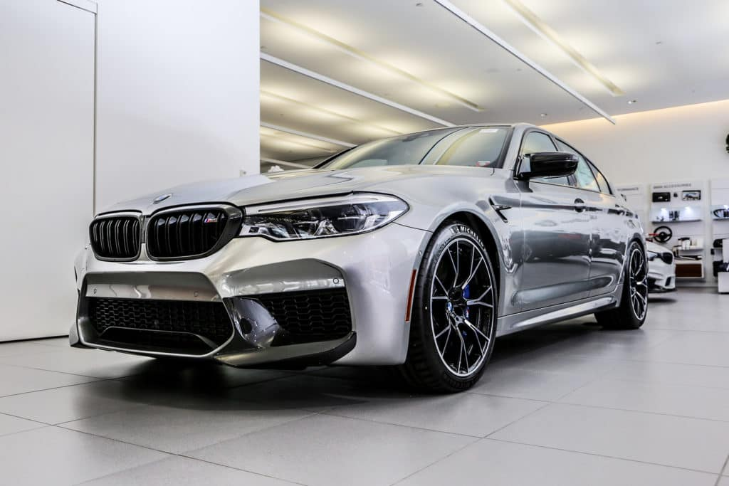 New 2020 BMW M5 Competition Sedan AWD 4dr Car