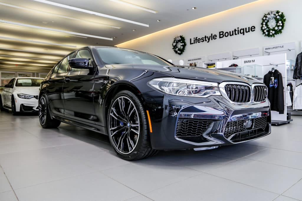 New 2020 BMW M5 Sedan AWD 4dr Car