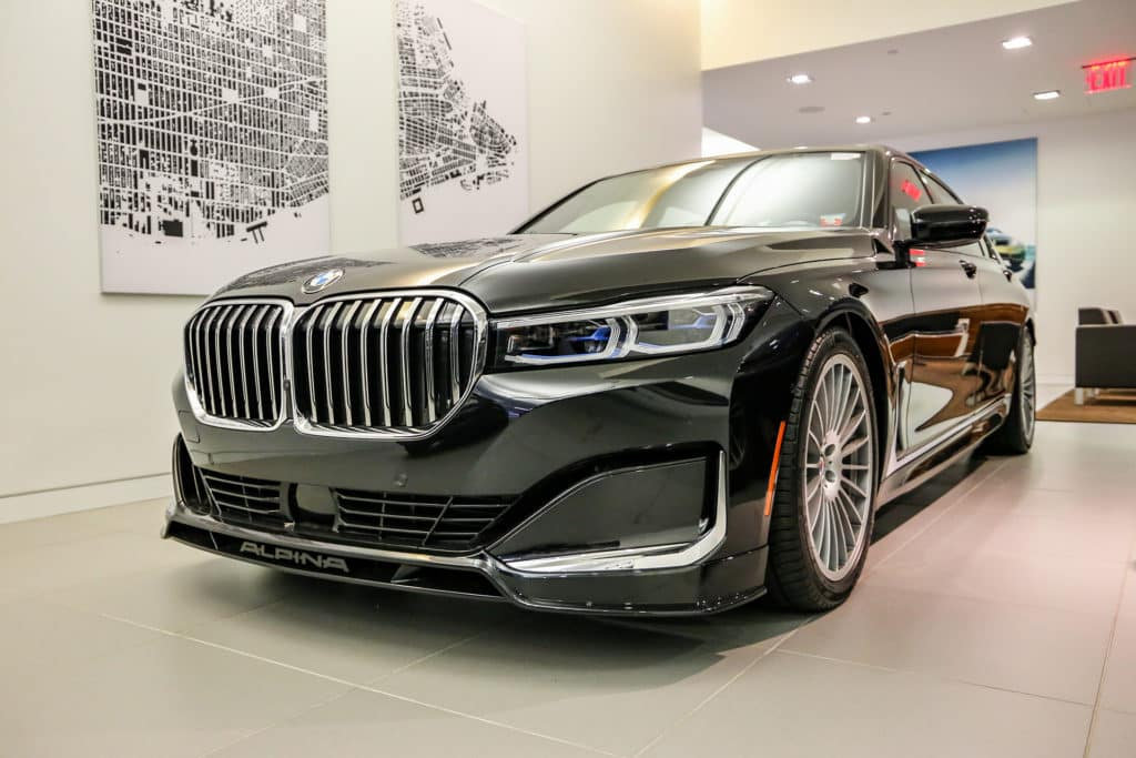 New 2020 BMW ALPINA B7 xDrive AWD 4dr Car