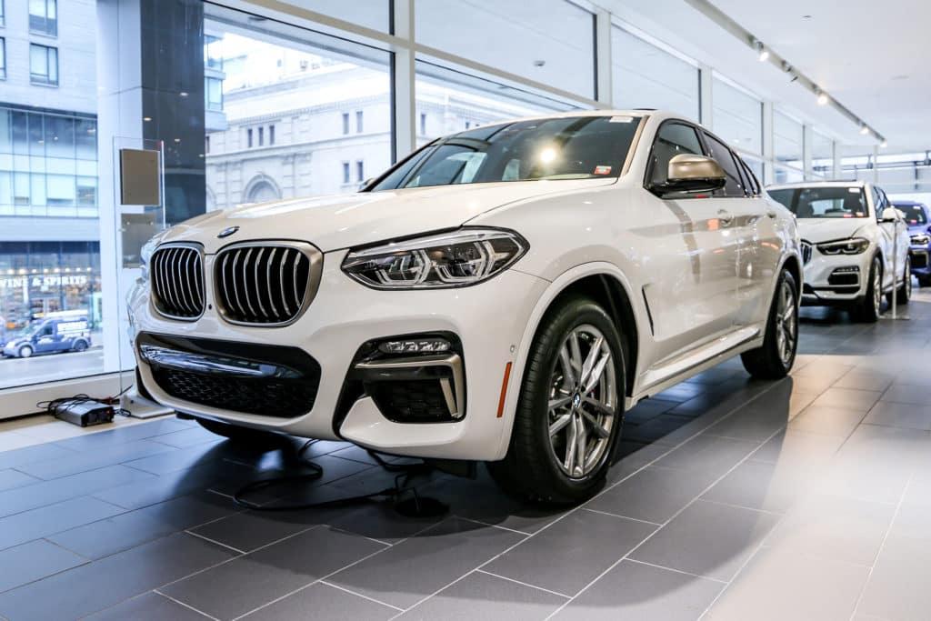 New 2020 BMW X4 M40i AWD Sport Utility