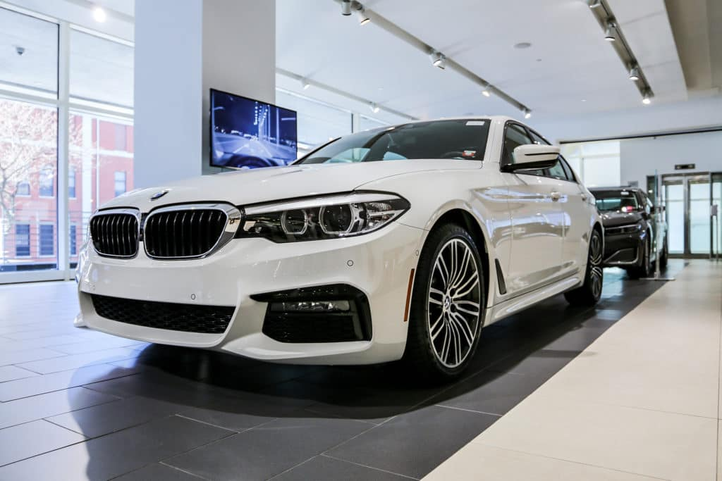New 2020 BMW 530i xDrive AWD 4dr Car