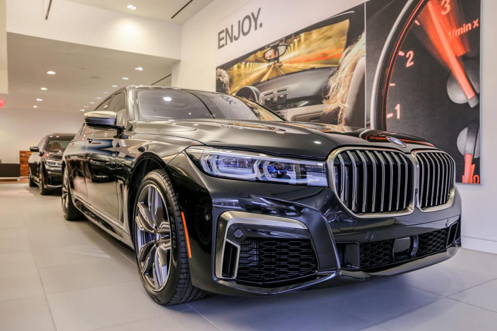 New 2020 BMW M760i xDrive AWD 4dr Car
