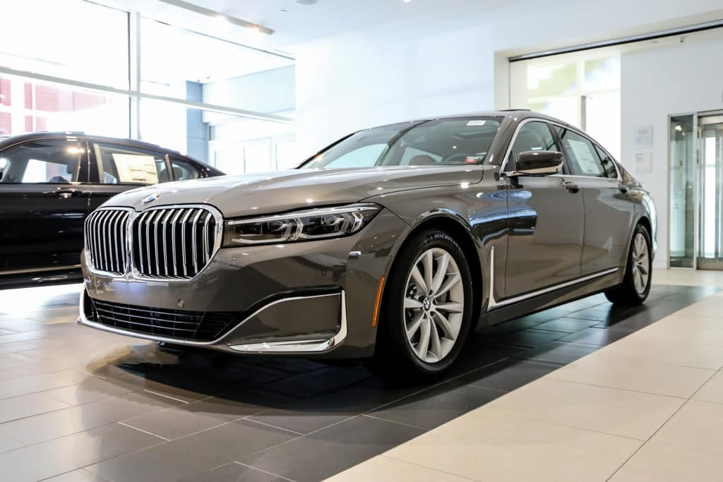 New 2020 BMW 740i xDrive AWD 4dr Car