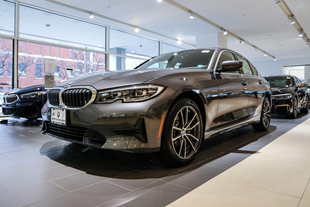 New 2020 BMW 330i xDrive AWD 4dr Car