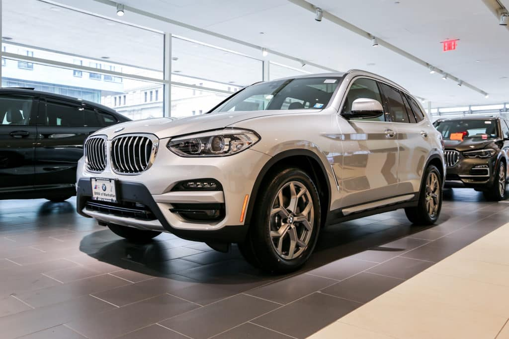 New 2020 BMW X3 xDrive30i AWD Sport Utility