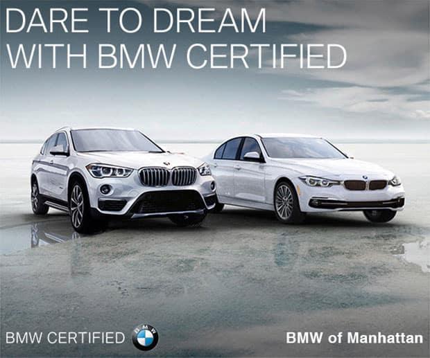 BMW Certified