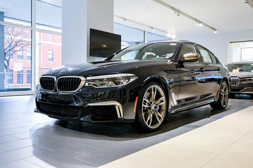 New 2020 BMW M550i xDrive AWD 4dr Car