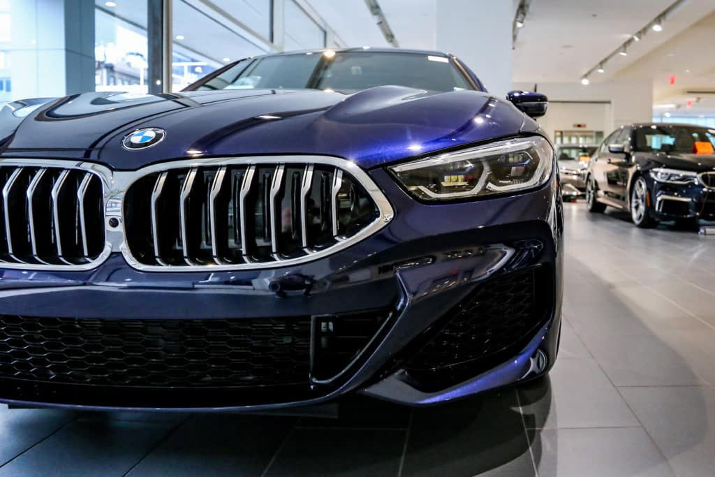 New 2020 BMW 840i xDirive AWD 4dr Car