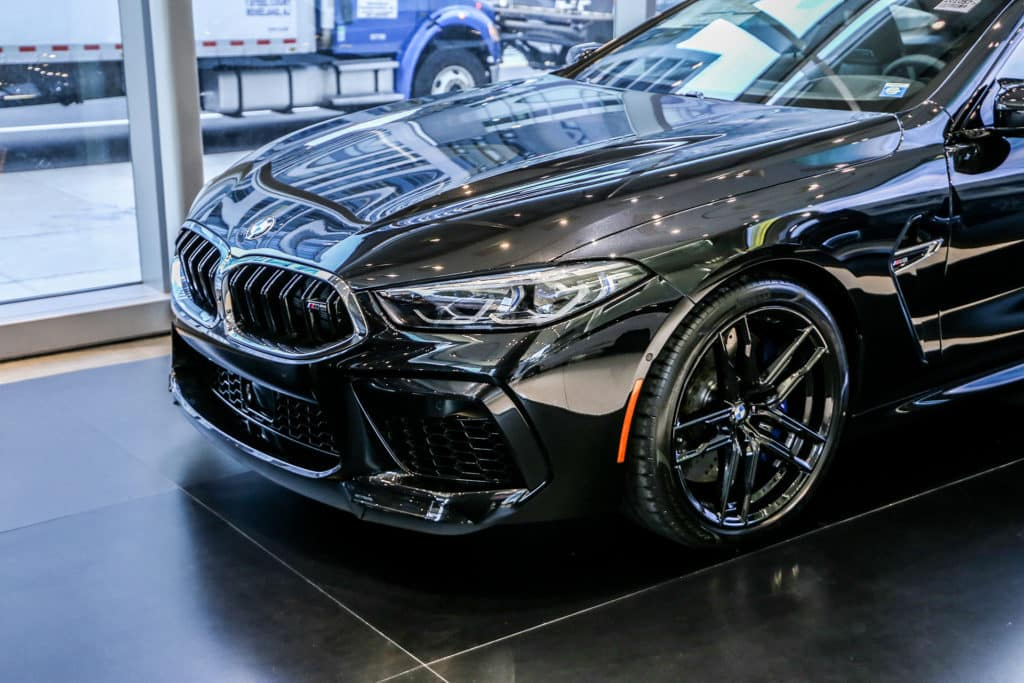 New 2020 BMW M8 Coupe AWD 2dr Car