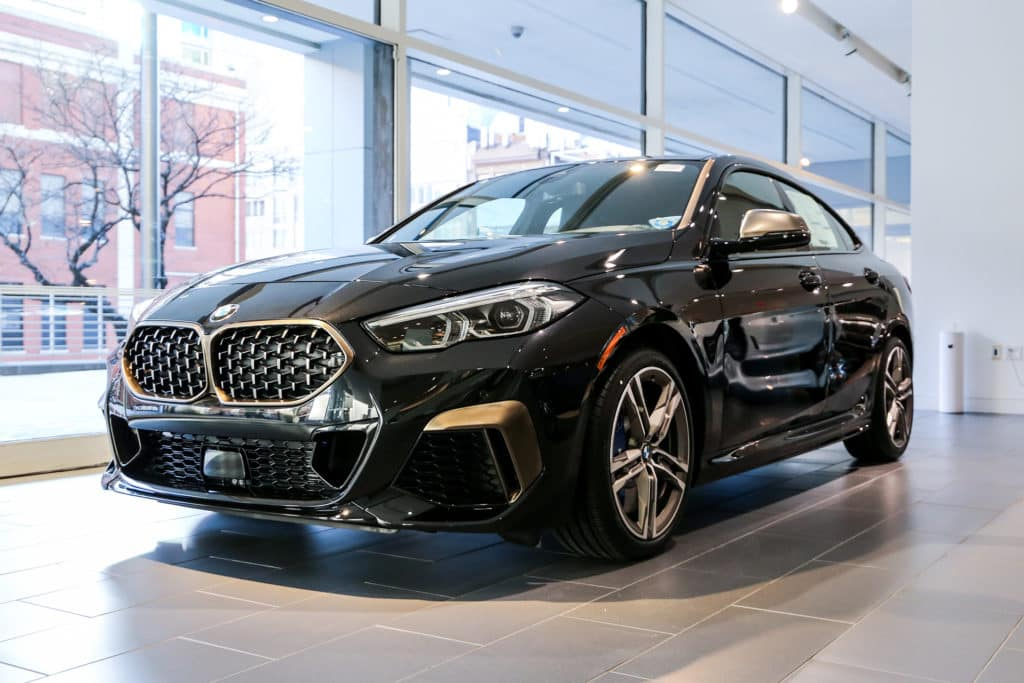 New 2020 BMW M235i Gran Coupe AWD 4dr Car