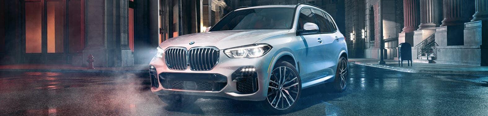 BMW X5 MPG