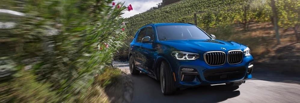 BMW of Manhattan X3