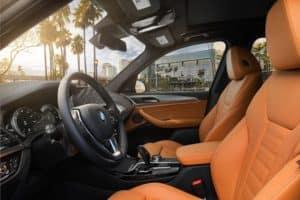 BMW X3 Interior Manhattan NY