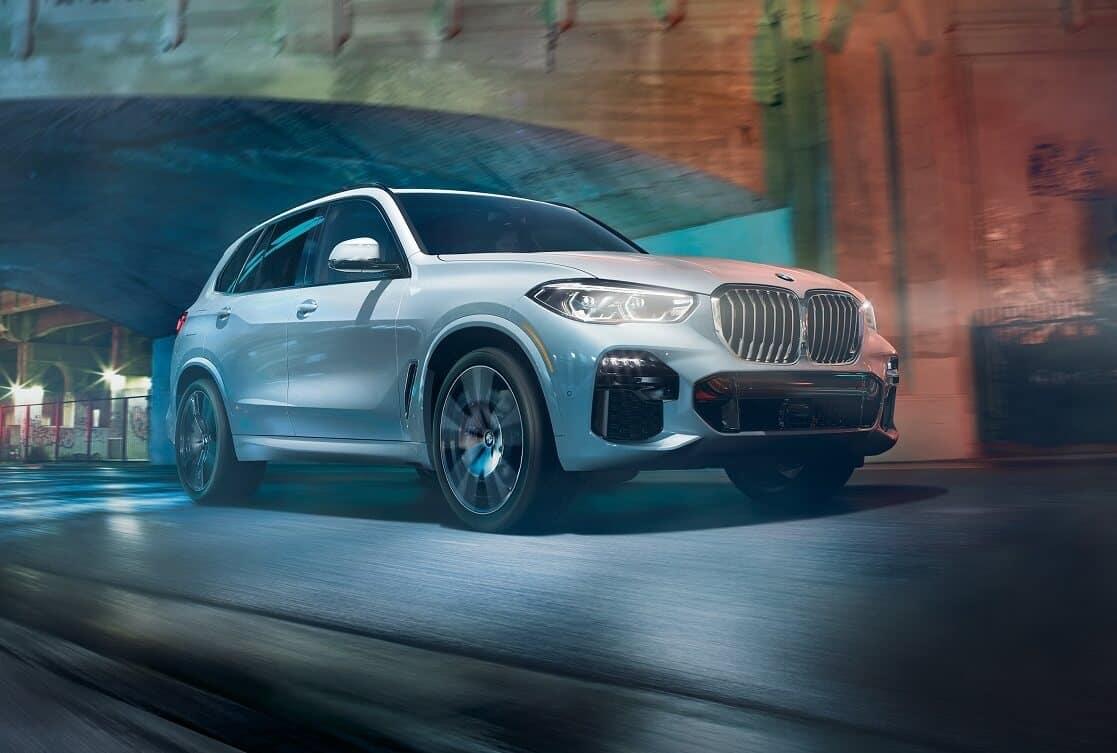 BMW X5 Engine Power