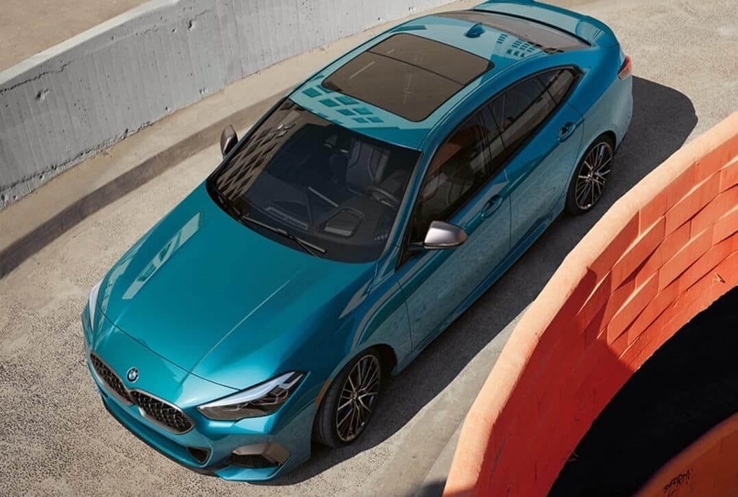 BMW 2 Series Gran Coupe Safety Features