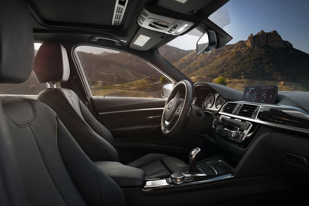 BMW M3 Interior Manhattan NY