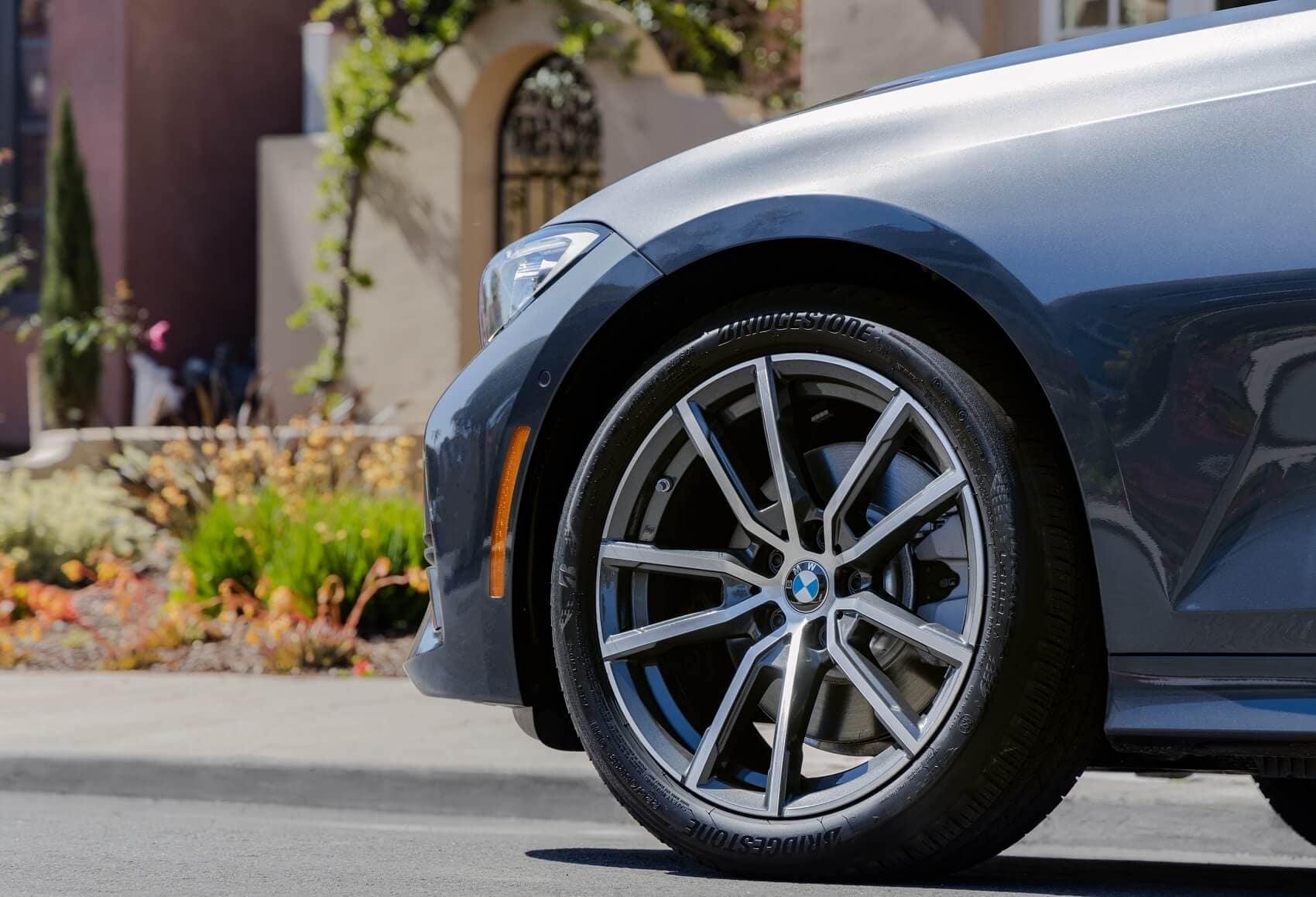 BMW M3 Safety