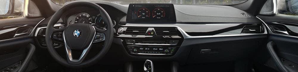 BMW 5 Series Interior Dashboard