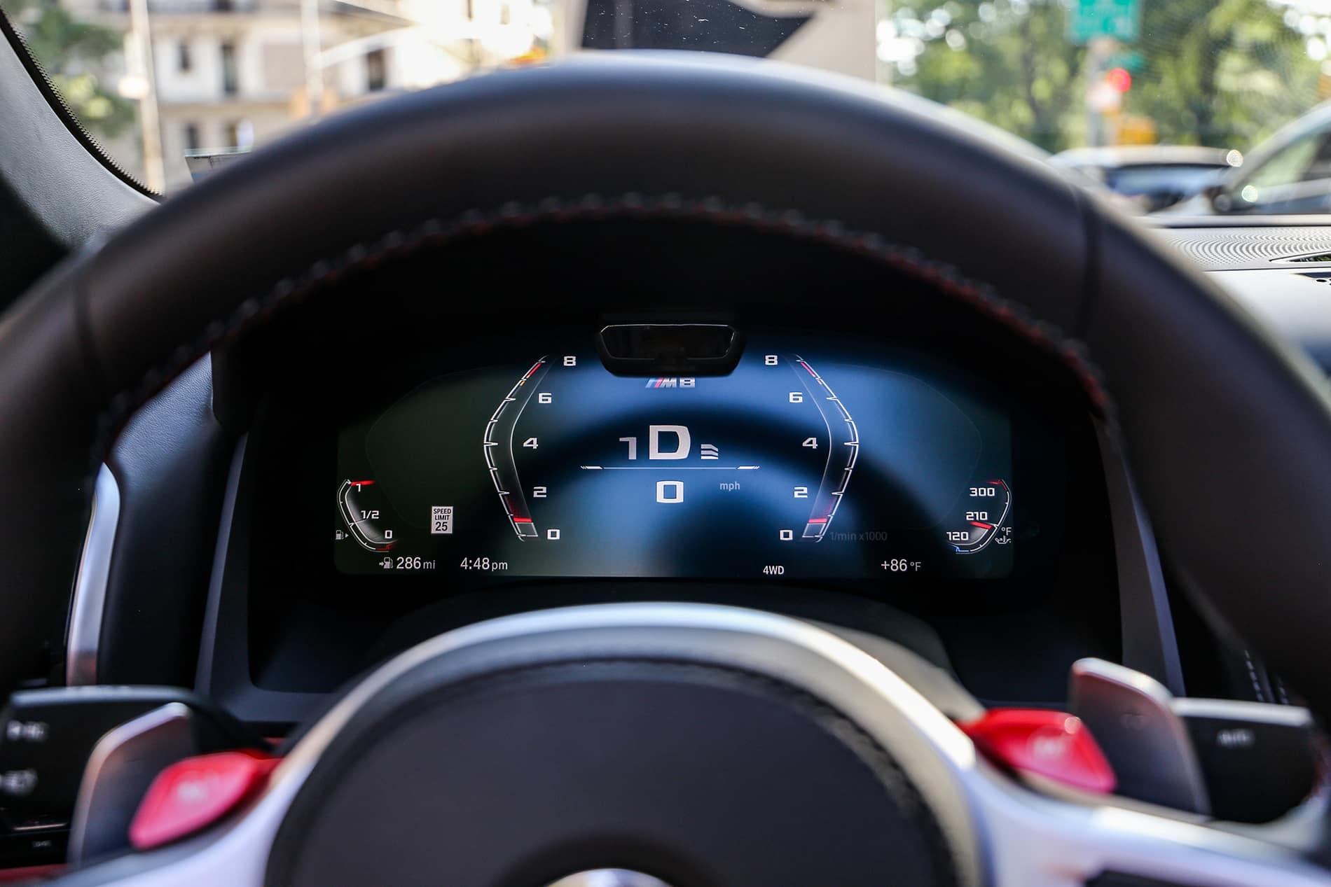 BMW Dashboard Symbols Manhattan NY