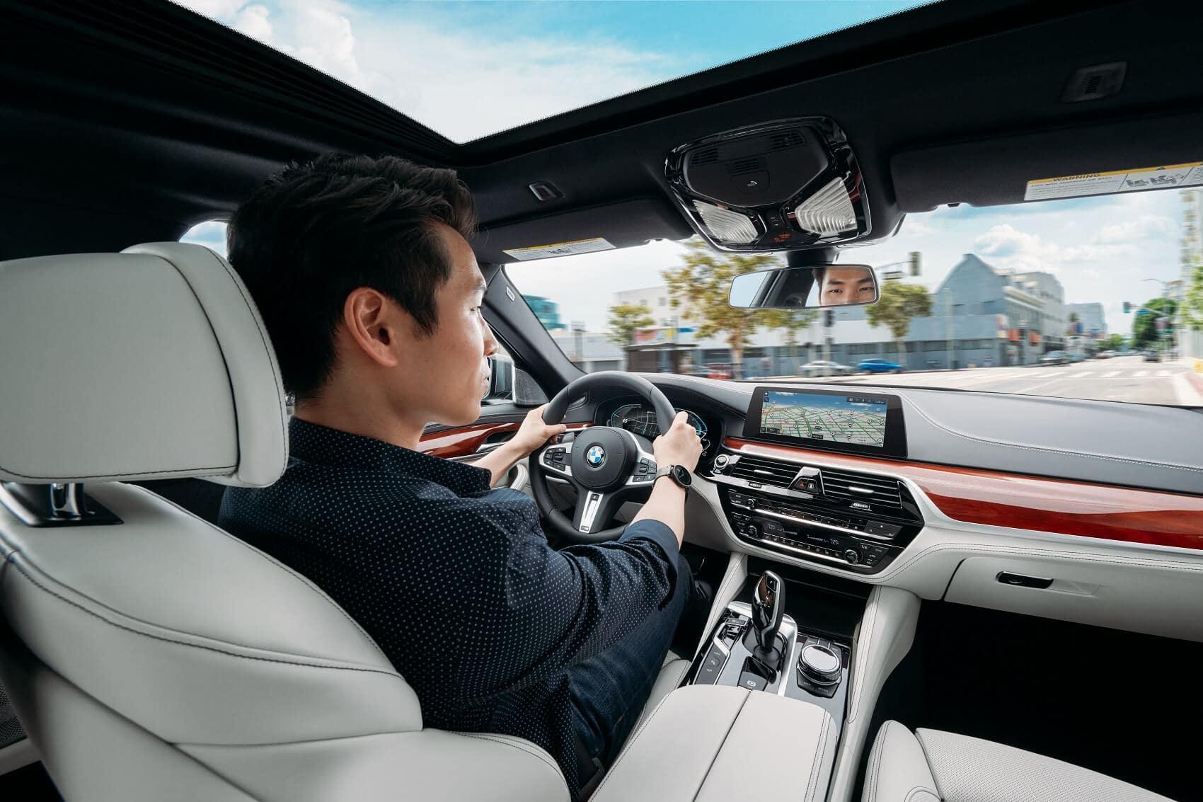 2020 BMW 5 Series Interior Manhattan NY