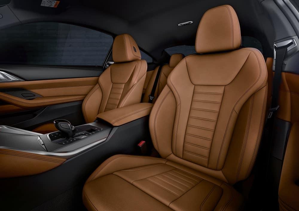 2021 BMW 4 Series Interior Space Manhattan NY