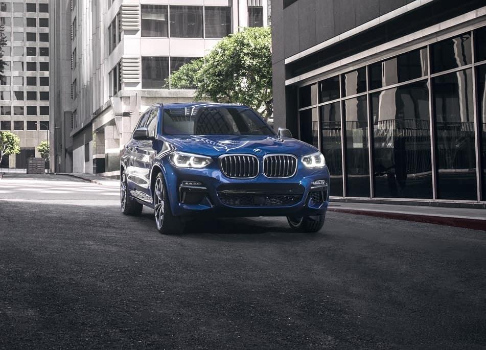 BMW X3 MPG Manhattan NY