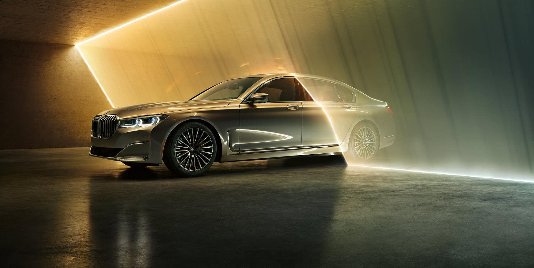BMW M7 Manhattan NY