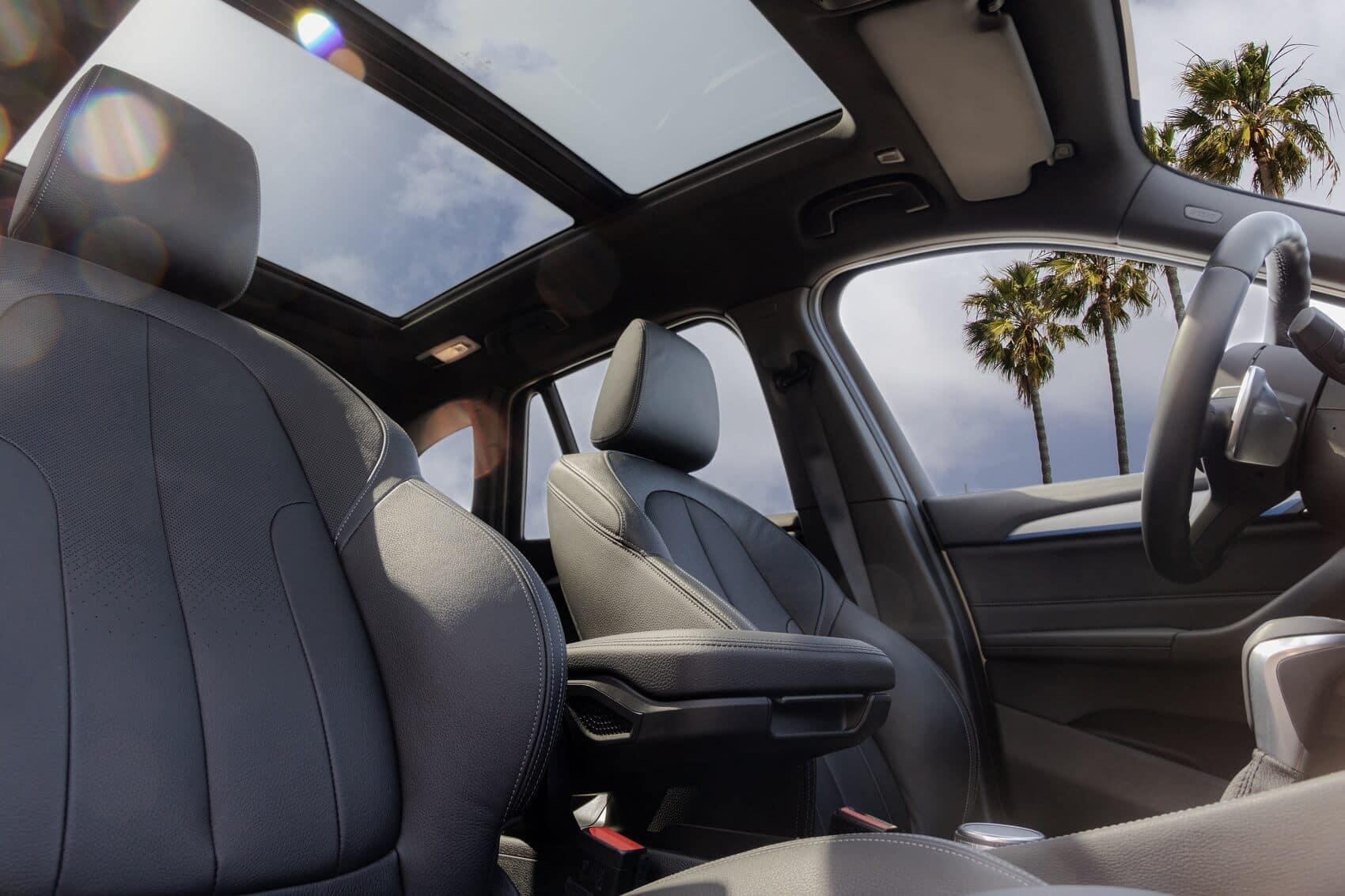 BMW X1 Interior New Rochelle NY
