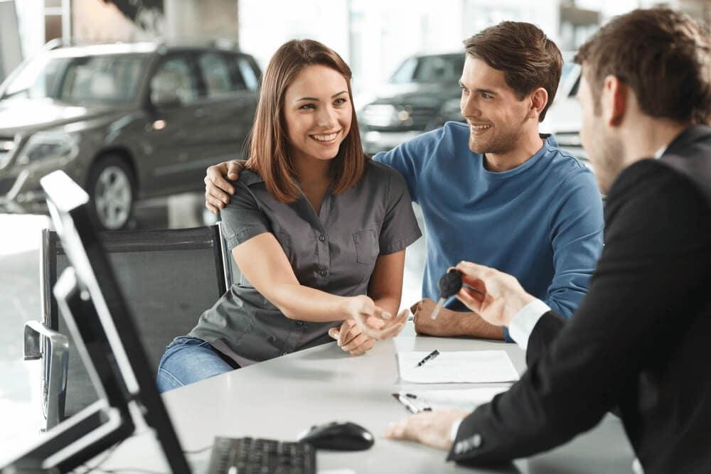 Used Car Financing at Dealership