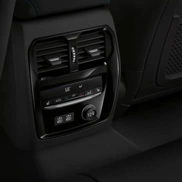2020 BMW 3 Series Climate Control