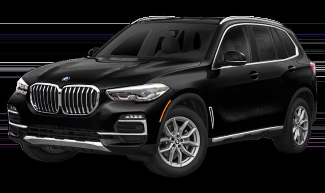 2020 bmw x5 black exterior