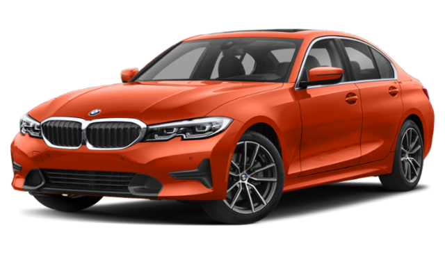 2020 bmw 3 series red exterior