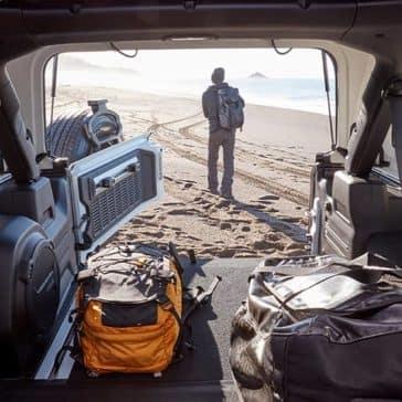 2020 Jeep Wrangler Space