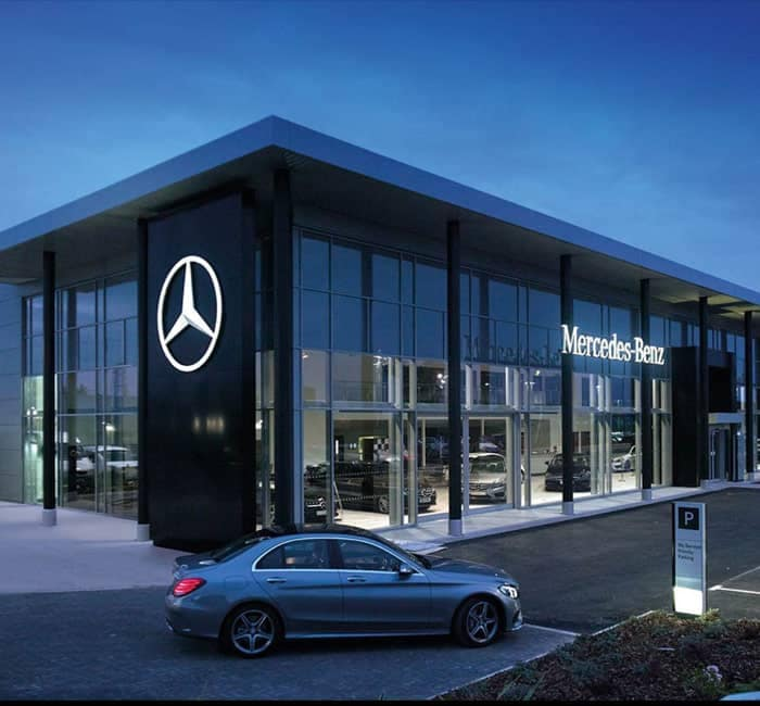 Mercedes-Benz of Sycamore dealership