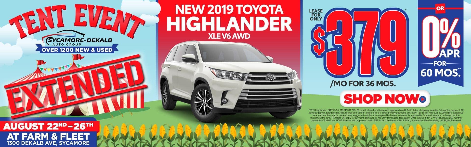 Toyota Of Dekalb New Toyota Used Car Dealership In Dekalb Il